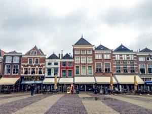 Delft matkaopas