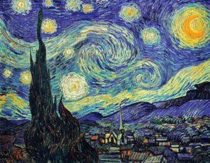Näe Van Gogh Hollanissa.
