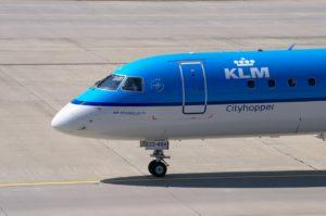 KLM lentoyhtio