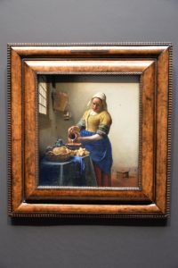 Vermeer Hollannin museossa